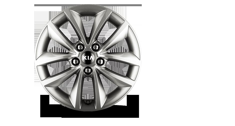 "235/65R 17"" Alloy Wheel"